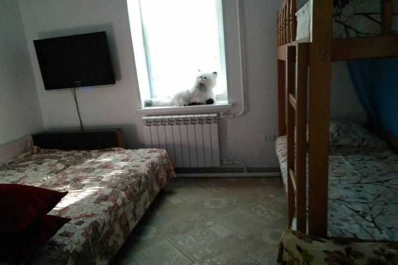 Дом, 70 кв.м. на 8 человек, 2 спальни, Кавказская улица, 14, Ейск - Фотография 14