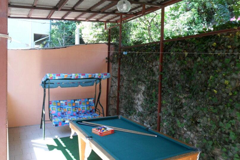 Дом с зелёным двориком, 100 кв.м. на 6 человек, 2 спальни, улица Загородная, дом 8, Ялта - Фотография 13