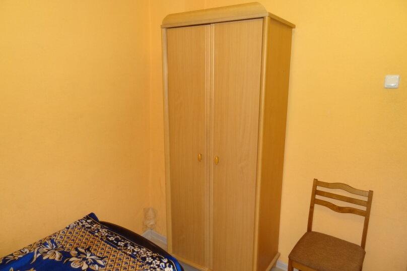 2-комн. квартира, 27 кв.м. на 4 человека, улица Афанасия Никитина, 2, Гурзуф - Фотография 6