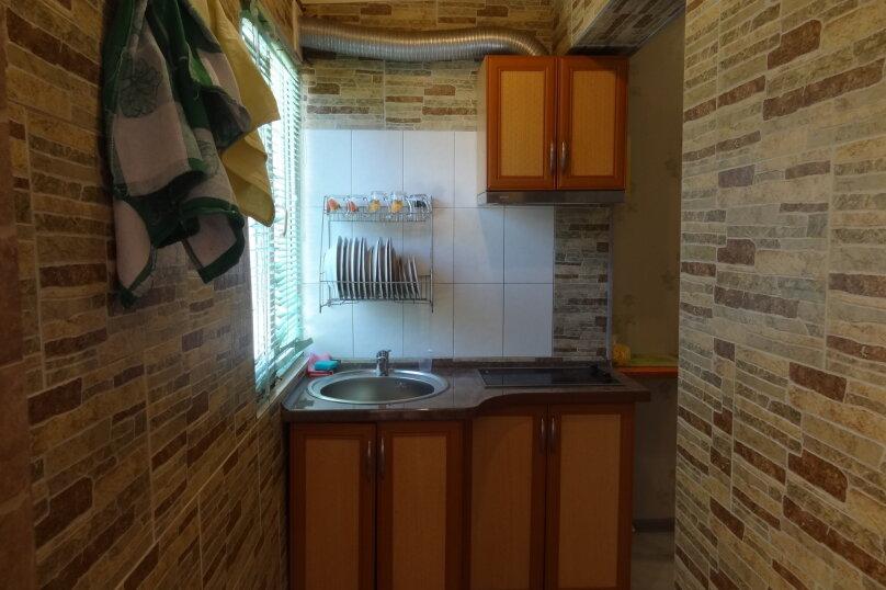 2-комн. квартира, 27 кв.м. на 4 человека, улица Афанасия Никитина, 2, Гурзуф - Фотография 8