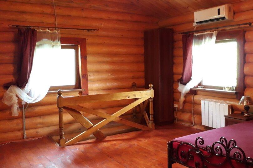 Дом бревенчатый в лесу, у моря, с бассейном., 110 кв.м. на 6 человек, 2 спальни, с\т Гранат, 86А, Туапсе - Фотография 5