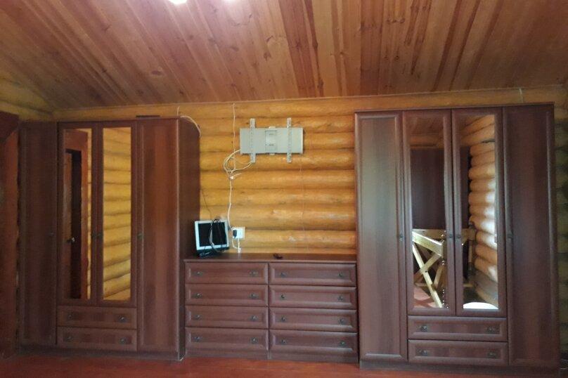 Дом бревенчатый в лесу, у моря, с бассейном., 110 кв.м. на 6 человек, 2 спальни, с\т Гранат, 86А, Туапсе - Фотография 6