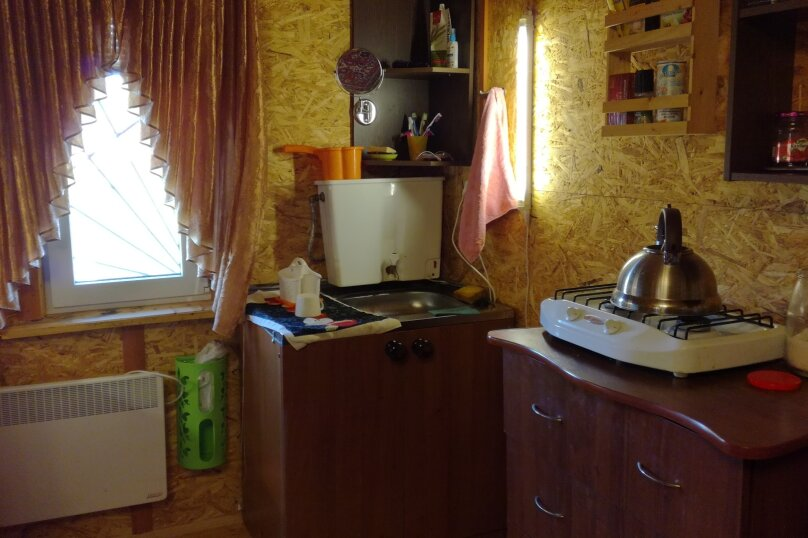 Сдаю дом на Селигере, рядом оз. Волго, 34 кв.м. на 4 человека, 1 спальня, Лесная , 1, Селижарово - Фотография 3