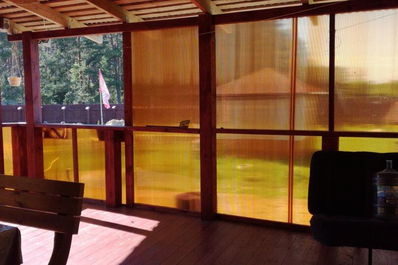 Сдаю дом на Селигере, рядом оз. Волго, 34 кв.м. на 4 человека, 1 спальня, Лесная , 1, Селижарово - Фотография 11