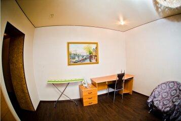 1-комн. квартира, 36 кв.м. на 3 человека, улица Серышева, Центральный округ, Хабаровск - Фотография 3