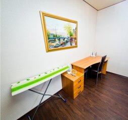 1-комн. квартира, 36 кв.м. на 3 человека, улица Серышева, Центральный округ, Хабаровск - Фотография 4