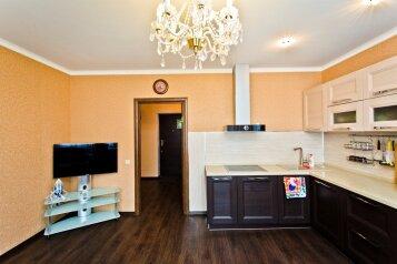 2-комн. квартира, 70 кв.м. на 4 человека, Уссурийский бульвар, Центральный округ, Хабаровск - Фотография 3