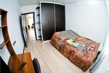 2-комн. квартира, 80 кв.м. на 4 человека, Советская улица, Центральный округ, Хабаровск - Фотография 3