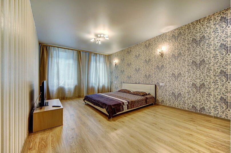 1-комн. квартира, 52 кв.м. на 4 человека, Полтавский проезд, 2, Санкт-Петербург - Фотография 2