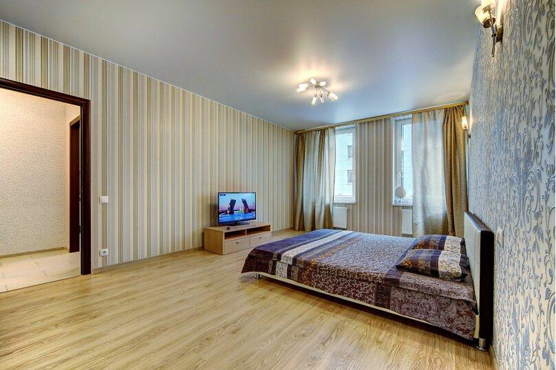 1-комн. квартира, 52 кв.м. на 4 человека, Полтавский проезд, 2, Санкт-Петербург - Фотография 4