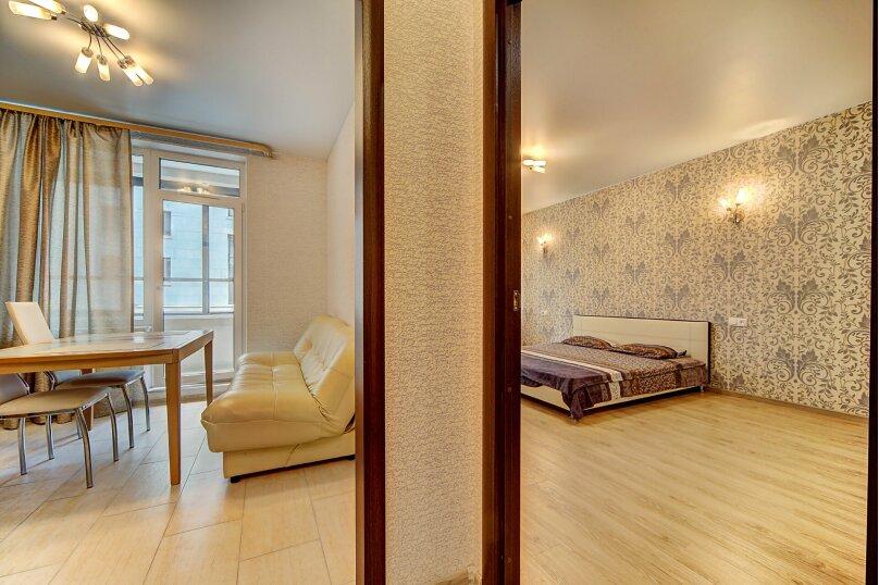 1-комн. квартира, 52 кв.м. на 4 человека, Полтавский проезд, 2, Санкт-Петербург - Фотография 5