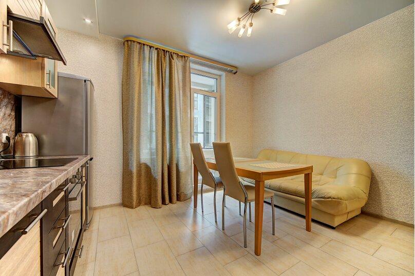 1-комн. квартира, 52 кв.м. на 4 человека, Полтавский проезд, 2, Санкт-Петербург - Фотография 8