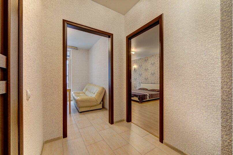 1-комн. квартира, 52 кв.м. на 4 человека, Полтавский проезд, 2, Санкт-Петербург - Фотография 10