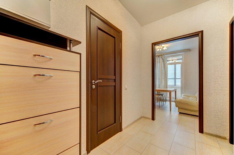 1-комн. квартира, 52 кв.м. на 4 человека, Полтавский проезд, 2, Санкт-Петербург - Фотография 11
