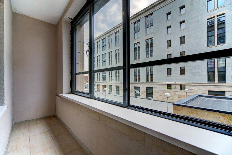 1-комн. квартира, 52 кв.м. на 4 человека, Полтавский проезд, 2, Санкт-Петербург - Фотография 13