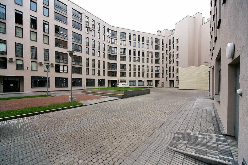 1-комн. квартира, 52 кв.м. на 4 человека, Полтавский проезд, 2, Санкт-Петербург - Фотография 14