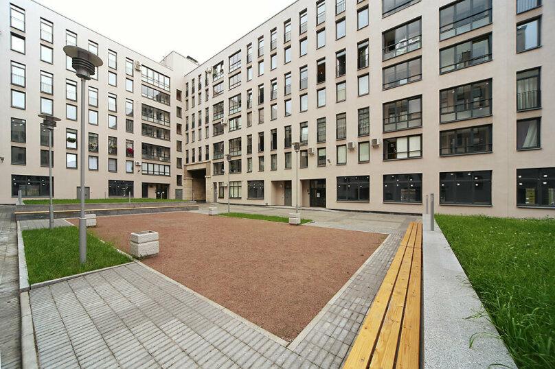 1-комн. квартира, 52 кв.м. на 4 человека, Полтавский проезд, 2, Санкт-Петербург - Фотография 15