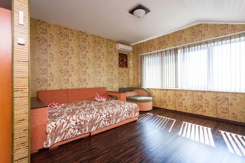 Комфортабельный видовой номер, 50 кв.м. на 4 человека, 1 спальня, шоссе свободы, 15 б, Алупка - Фотография 11