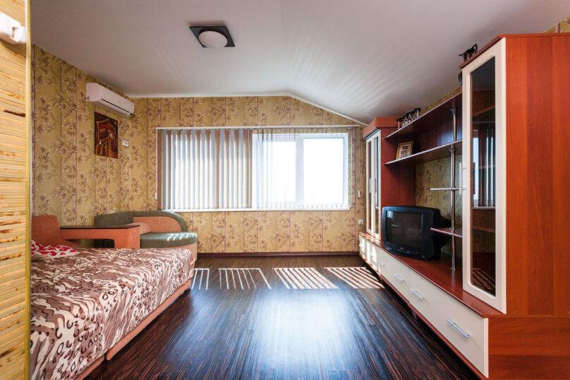 Комфортабельный видовой номер, 50 кв.м. на 4 человека, 1 спальня, шоссе свободы, 15 б, Алупка - Фотография 12