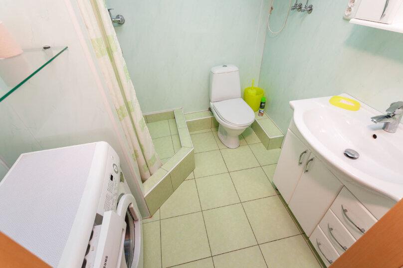 Комфортабельный видовой номер, 50 кв.м. на 4 человека, 1 спальня, шоссе свободы, 15 б, Алупка - Фотография 13