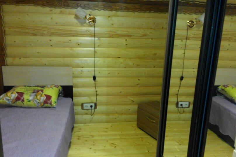 Двухэтажный дом , 150 кв.м. на 13 человек, 2 спальни, Молодёжная площадь, 26, Новый Свет, Судак - Фотография 5