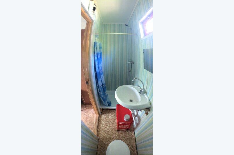 2-х местный с собственной  ванной комнатой и вентилятором, улица Ватутина, 6, Вишневка, Сочи - Фотография 5