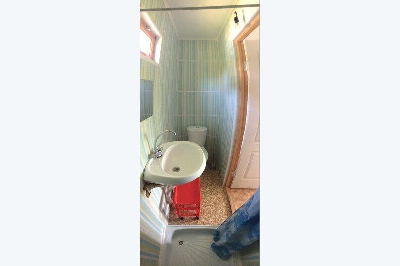 2-х местный с собственной  ванной комнатой и вентилятором, улица Ватутина, 6, Вишневка, Сочи - Фотография 6