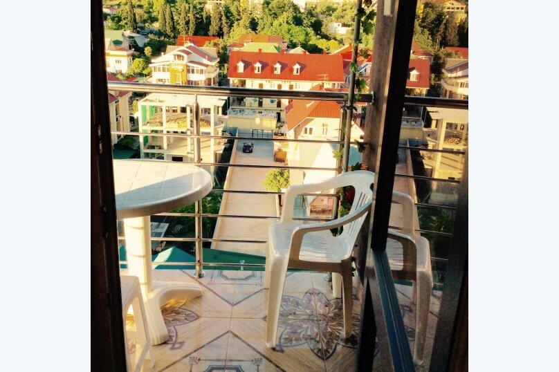 2-комн. квартира, 45 кв.м. на 4 человека, улица Просвещения, 148, Адлер - Фотография 7