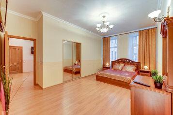 2-комн. квартира, 65 кв.м. на 4 человека, Невский проспект, Санкт-Петербург - Фотография 1