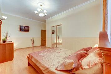 2-комн. квартира, 65 кв.м. на 4 человека, Невский проспект, Санкт-Петербург - Фотография 3