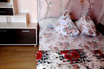 Сдаю скромный коттедж на 4-5 чел., 4 кв.м. на 5 человек, 2 спальни, улица Стамова, Феодосия - Фотография 3