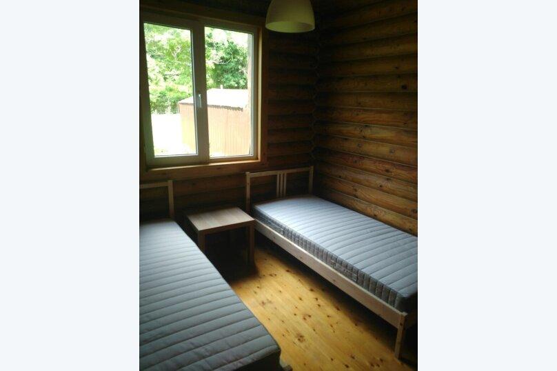Номер с двумя раздельными кроватями, улица Ленина, 85 а, Лермонтово - Фотография 3