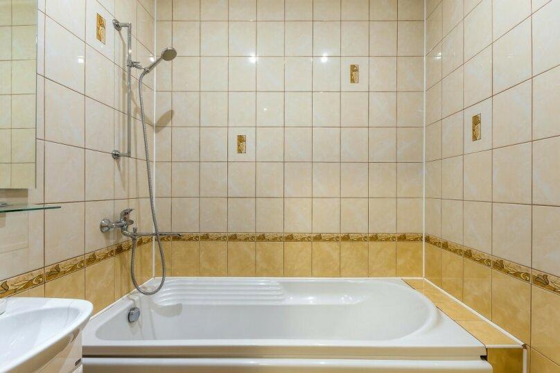 2-комн. квартира, 65 кв.м. на 4 человека, улица МОПРа, 8Б, Воронеж - Фотография 10