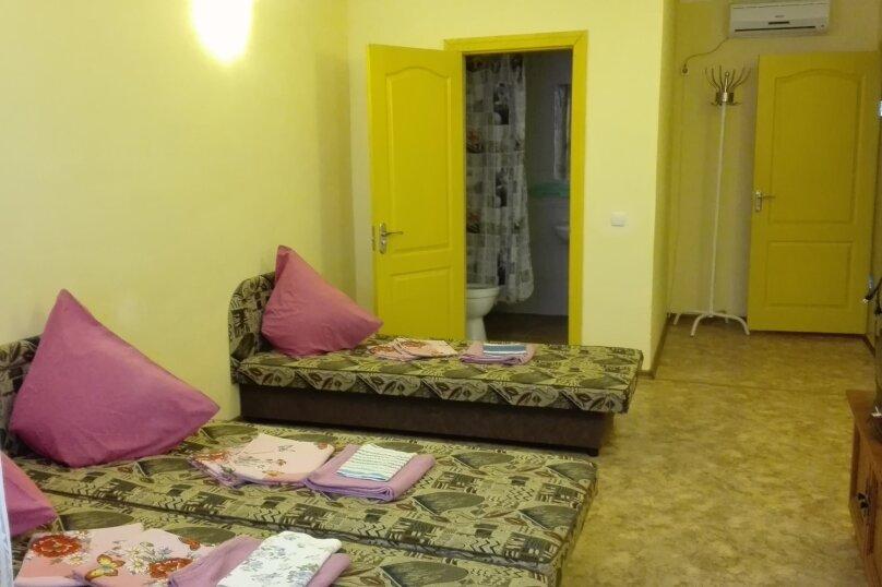 Дом, 65 кв.м. на 6 человек, 2 спальни, пер .Больничный , 22, поселок Орджоникидзе, Феодосия - Фотография 12