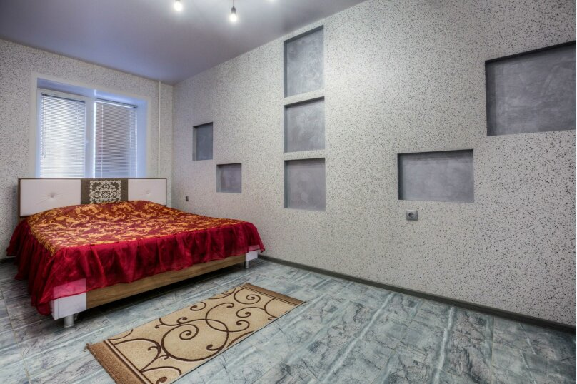 2-комн. квартира, 62 кв.м. на 4 человека, Кольцовская улица, 54, Воронеж - Фотография 1