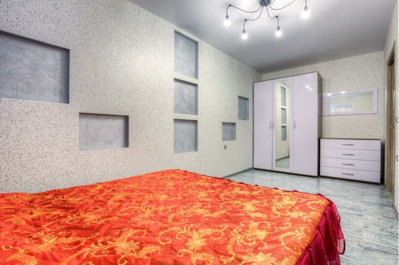 2-комн. квартира, 62 кв.м. на 4 человека, Кольцовская улица, 54, Воронеж - Фотография 2