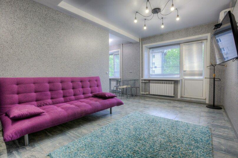2-комн. квартира, 62 кв.м. на 4 человека, Кольцовская улица, 54, Воронеж - Фотография 3