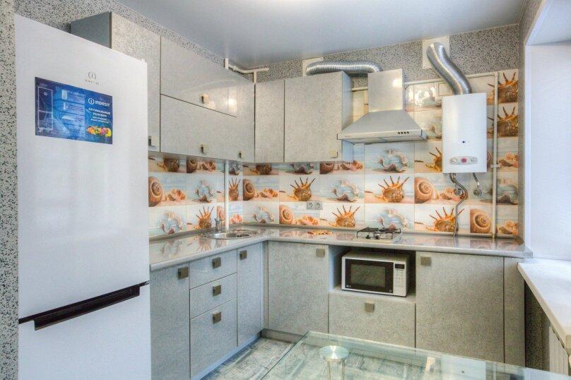 2-комн. квартира, 62 кв.м. на 4 человека, Кольцовская улица, 54, Воронеж - Фотография 5