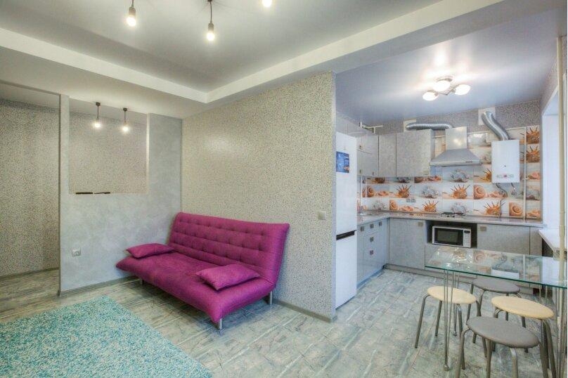 2-комн. квартира, 62 кв.м. на 4 человека, Кольцовская улица, 54, Воронеж - Фотография 6