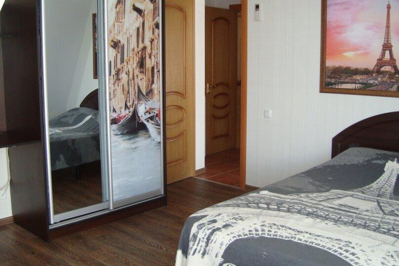 2-комнатный дом, 40 кв.м. на 4 человека, 2 спальни, улица Карла Маркса, 4, Алушта - Фотография 1
