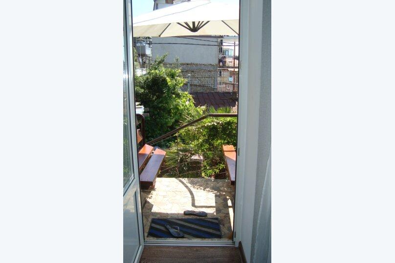 2-комнатный дом, 40 кв.м. на 4 человека, 2 спальни, улица Карла Маркса, 4, Алушта - Фотография 14