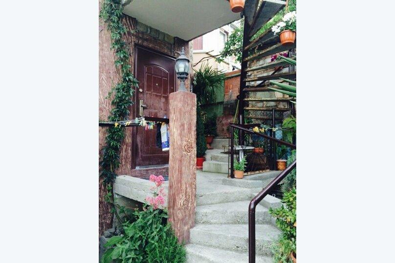 2-комнатный дом, 40 кв.м. на 4 человека, 2 спальни, улица Карла Маркса, 4, Алушта - Фотография 19