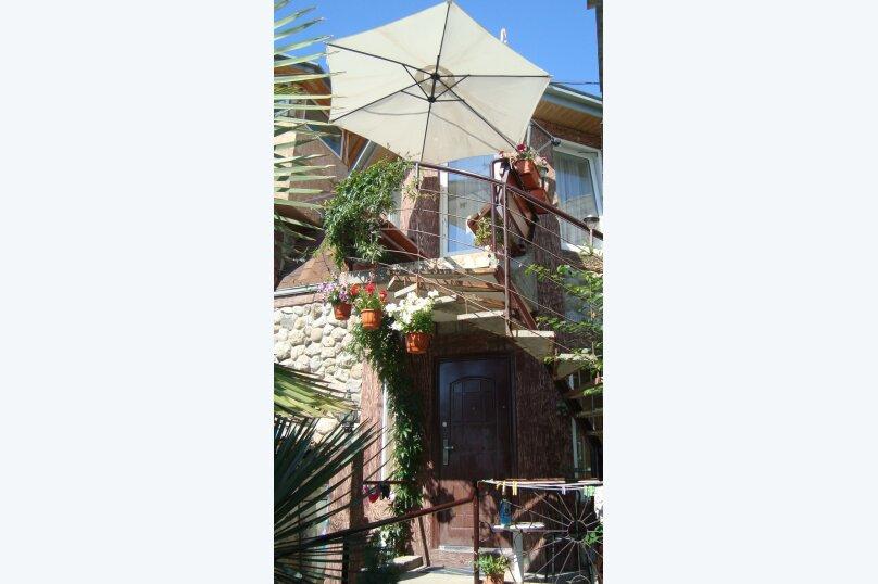 2-комнатный дом, 40 кв.м. на 4 человека, 2 спальни, улица Карла Маркса, 4, Алушта - Фотография 20