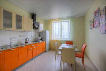 2-комн. квартира, 80 кв.м. на 4 человека, улица Куколкина, 11, Воронеж - Фотография 4