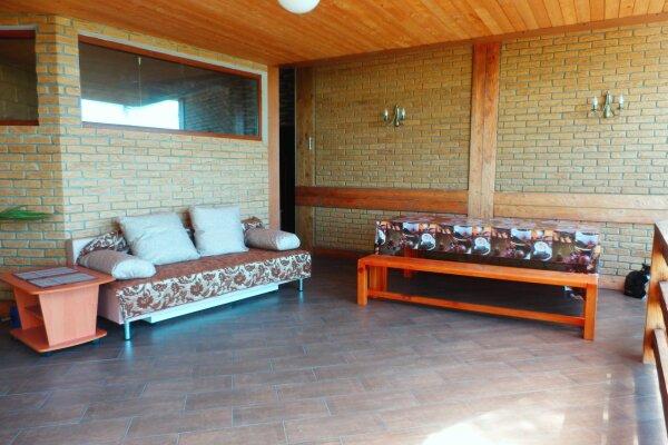 2-х комнатный номер с террасой в коттедже на 5 человек, 1 спальня, Парковый спуск, 32Б, Мисхор - Фотография 1