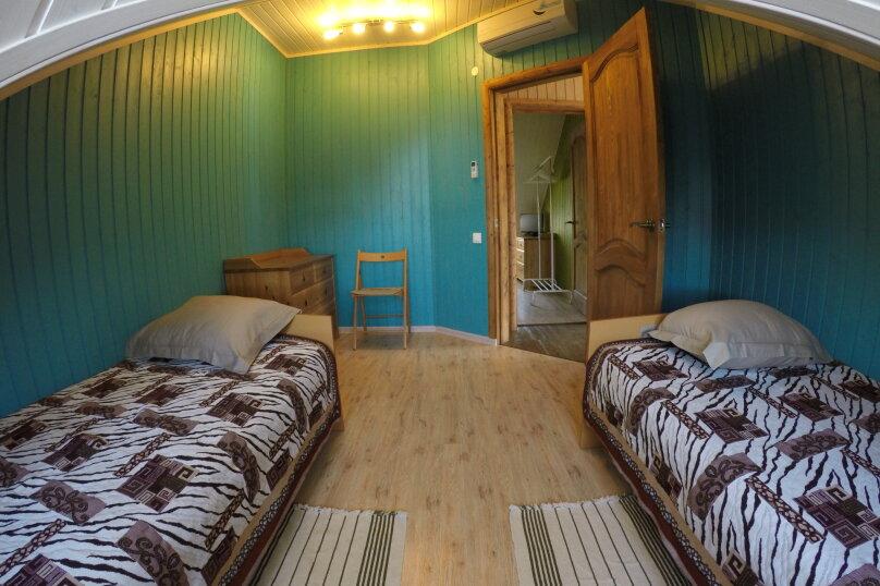 Дом в Супсехе, 55 кв.м. на 4 человека, 2 спальни, улица Лермонтова, 20, село Супсех, Анапа - Фотография 7