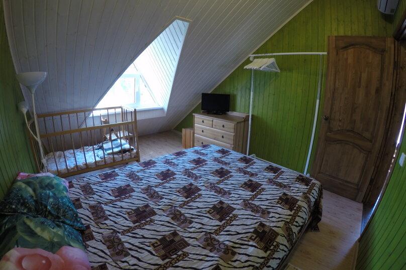 Дом в Супсехе, 55 кв.м. на 4 человека, 2 спальни, улица Лермонтова, 20, село Супсех, Анапа - Фотография 9