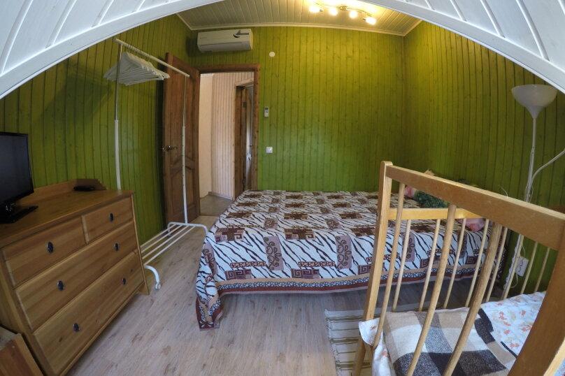 Дом в Супсехе, 55 кв.м. на 4 человека, 2 спальни, улица Лермонтова, 20, село Супсех, Анапа - Фотография 1