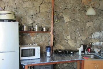 Двухкомнатный домик в арт-усадьбе, 35 кв.м. на 5 человек, 2 спальни, Солнечная улица, 13, Алупка - Фотография 2