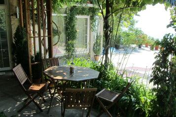 Двухкомнатный домик в арт-усадьбе, 35 кв.м. на 5 человек, 2 спальни, Солнечная улица, 13, Алупка - Фотография 3